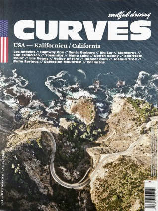curves California cover