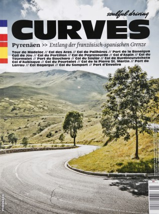 curves spain cover