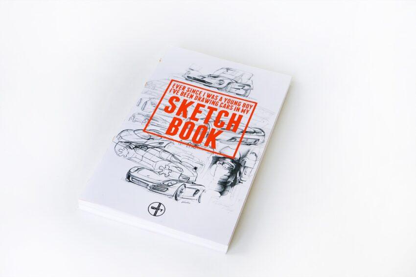 Sketchbook packshot