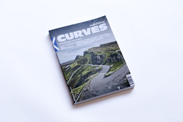 curves scotland cover